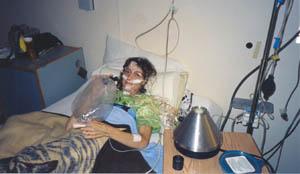 Vaporizing in Hospitals