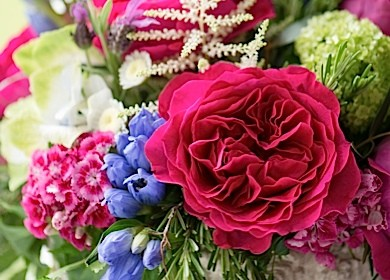 Finding the Best Flowers for a Wedding